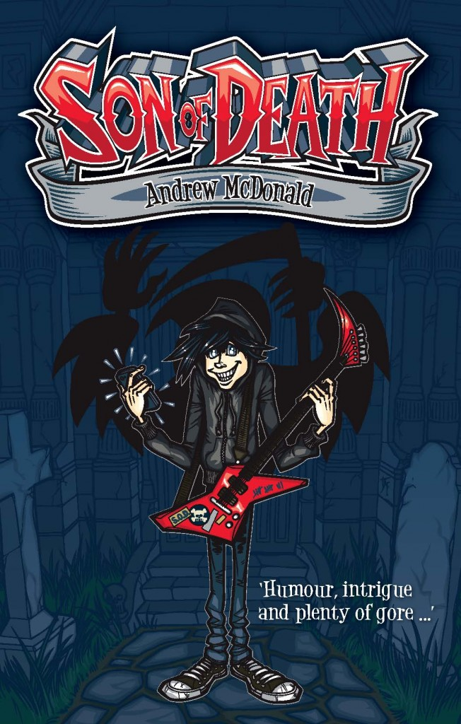Book cover: Son of Death