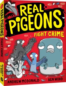 Real Pigeons Fight Crime – Andrew McDonald and Ben Wood